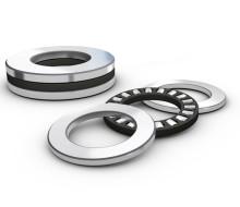 Needle roller thrust bearings