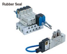Intrinsically Safe Explosion-proof System 5 Port Solenoid Valve 51-SY5000/7000/9000