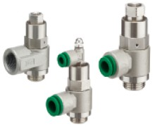 Pilot Check Valve: Metal Body Type AS-X785