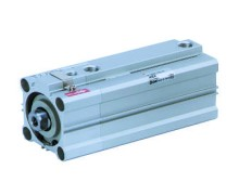 Compact Cylinder with Lock CLQ/CDLQ