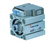 Valve Mounted Compact Cylinder CVQ