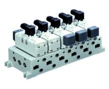 5 Port Solenoid Valve/ISO Standard VQ7-6/7-8