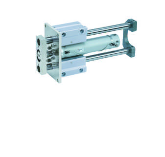 Guide Cylinder/Compact Type MGC