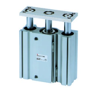 Compact Guide Cylinder MGQ