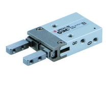 Linear Guide Parallel Type Air Gripper MHZ□2