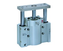 Compact Guide Cylinder with Lock MLGP-Z
