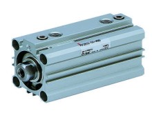 Compact Cylinder with Air Cushion RQ/RDQ