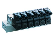 5 Port Solenoid Valve/Direct Operated Poppet Type VK3000