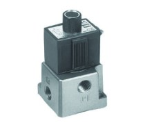 3 Port Solenoid Valve/Direct Operated Poppet Type VT317/325
